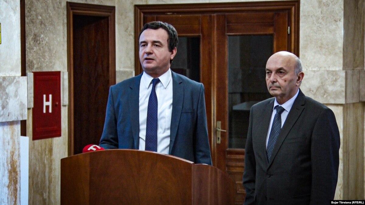 В Косово договорились о формировании правительства – через 4 месяца после выборов