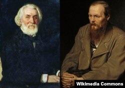 Turgenev və Dostoyevski