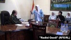 Родные Икромзода призывают к ответу руководство УИН Минюста Таджикистана. Фото: 2012 год