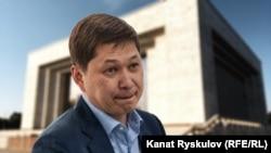 Сафар Исҳоқов, сарвазири пешини Қирғизистон.
