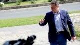 Поранешниот премиер Никола Груевски пред Суд