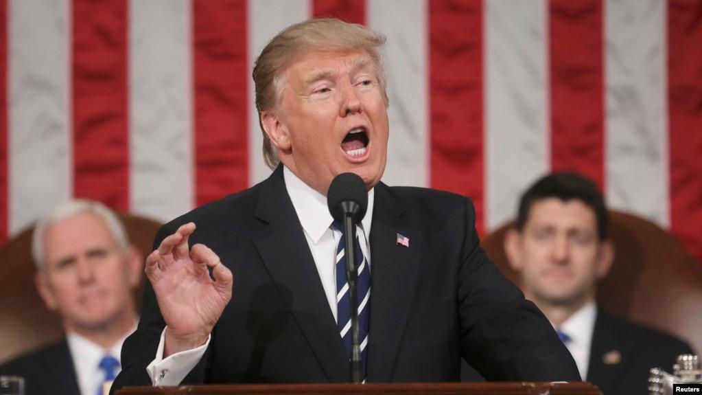 U.S. President Donald Trump (file photo)
