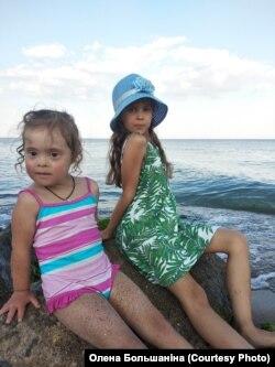 Дочки Олени Большаніної