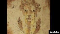 Angelus Novus, müəllif Paul Klee