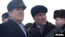 Минтимер Шәймиев һәм Марат Әхмәтов