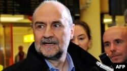 Заместитель генерального директора МАГАТЭ Герман Накертс, возглавляющий международную наблюдательную комиссию за ядерными объектами в Иране