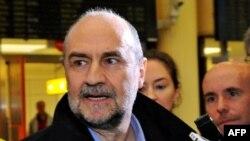 هرمان ناکارتس سرپرست هیات اعزامی آژانس به ایران