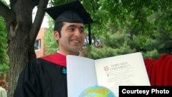 Бахтияр Гаджиев в Гарварде