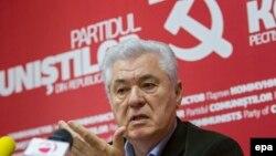 Владимир Воронин – лидер Партии коммунистов Республики Молдова
