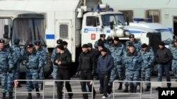 Москвадагы митингдин алдынан коопсуздук чаралары күчөтүлдү