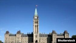 پارلمان کانادا در اوتاوا