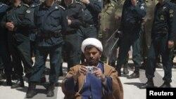 Tehranda Səudiyyə Ərəbistanına qarşı etiraz aksiyası, 8 aprel 2011