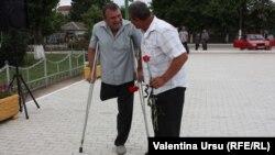 Miting de doliu la Căuşeni. 21 de ani de la cea mai sângeroasă luptă din războiul de la Nistru