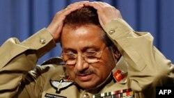 Первез Мушарраф. Архивное фото