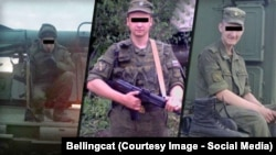 The Britain-based Bellingcat group said it had identified up to 100 Russian soldiers who may have knowledge of the movements of the Buk missile launcher that destroyed the Boeing 777 on July 17, 2014, killing all 298 on board.