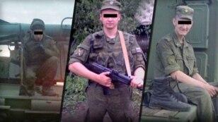 Російські солдати із 53-ї бригади ППО Росії. Це вони доставили «Бук»?