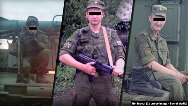 The Britain-based Bellingcat group said it hadidentified up to 100 Russian soldiers who may have knowledge of the movements of the Buk missile launcher that destroyed the Boeing 777 on July 17, 2014, killing all 298 on board.