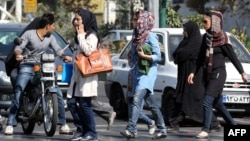 Iranian authorities have tried to keep strict tabs on women's clothing and fashion since the 1979 revolution.