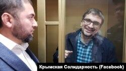 Наріман Мемедемінов у суді російського Ростова-на-Дону, 1 жовтня 2019 року