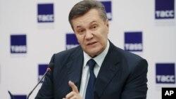 Віктор Янукович не виступав у суді в режимі відеоконференції з останнім словом, пославшись на травму