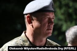 Командующий ССО, генерал-лейтенант Игорь Лунев. Одесса, июнь 2018 года