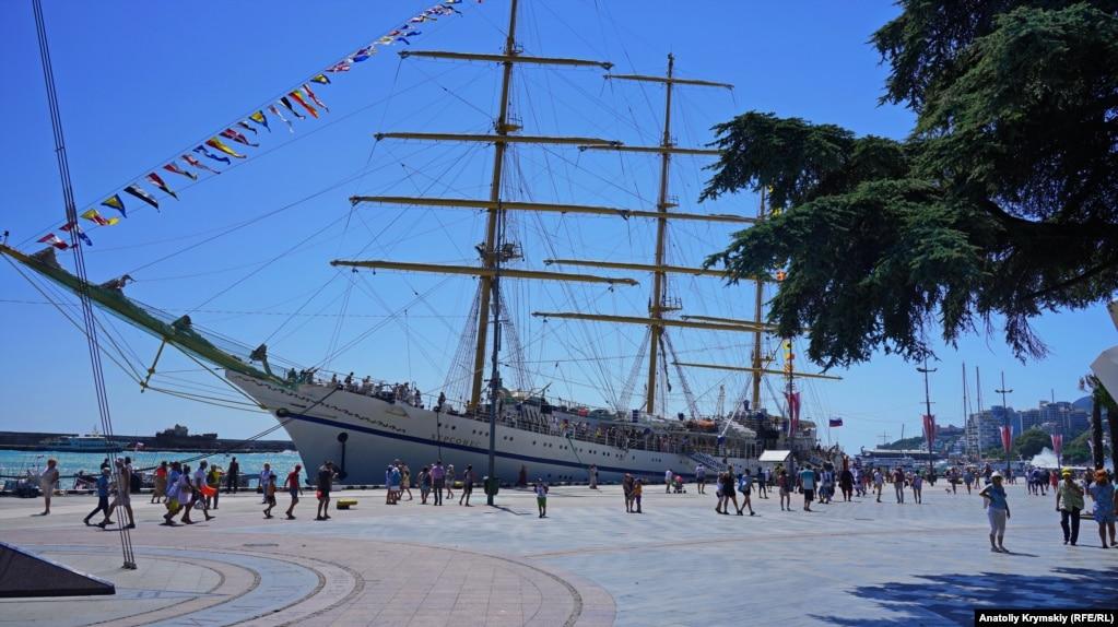 Екскурсія на «Херсонес» із нагоди дня міста була безкоштовною