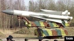 Орусиянын С-200 ракетасы. Иллюстрациялык сүрөт.
