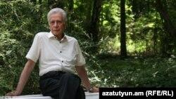 Դենդրոպարկի տնօրեն Վիտալի Լեոնովիչ