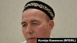 Абдумуталиб Дауренбеков, новый имам Актюбинской области. Актобе, 23 мая 2011 год.