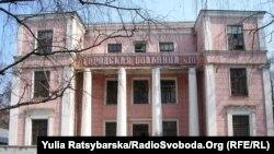 Одна з лікарень Дніпропетровська