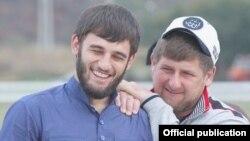 Ибрагим Закриев и Рамзан Кадыров