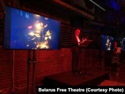 Дырэктар культурнага цэнтру Barbican сэр Нікалас Кэньян абвяшчае пра ўдзел БСТ у праграме цэнтру