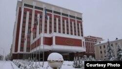 «Президент готель» у Мінську, де зазвичай відбуваються переговори тристоронньої контактної групи