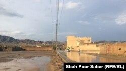 آرشیف، سیلاب در ولایت هرات