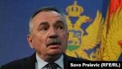 Branko Radulović potpredsjednik Skupštine Crne Gore