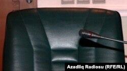 Tatarstan -- Armchair.