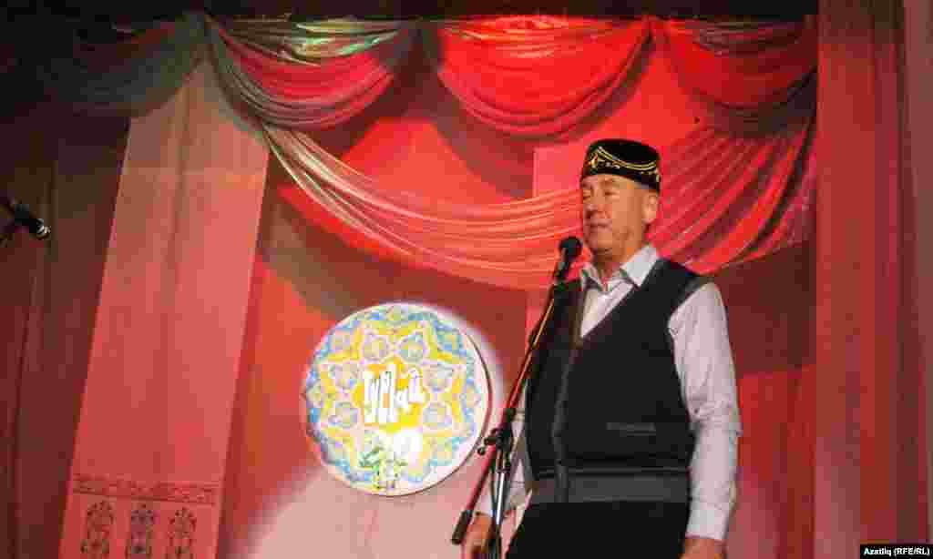 Воткински татар милли-мәдәни мохтарияте рәисе Рафаил Фәтхуллин