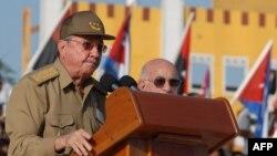 Президент Кубы Рауль Кастро
