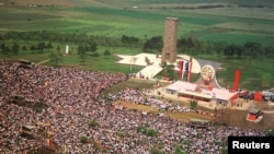 Gazimestan, 28. juni 1989.