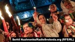 Великдень в Україні. Ілюстративне фото