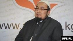 Чубак-Хаджи Джалилов, бывший верховный муфтий Кыргызстана. Бишкек, 17 июля 2012 года.