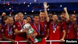 Slavlje: Reprezentacija Portugalije