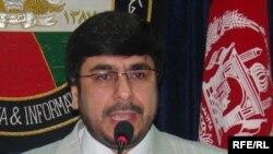 د افغانستان د كليو او پراختيا وزیر جارالله منصوري