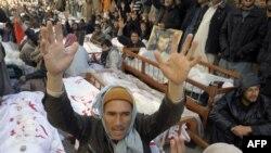 کوټه او نور بلوچستان کې په بیا بیا هزاره ګان په بمي چاودنو او هدفي بریدونو کې وژل کېږي