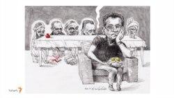 یک مهمانی «تماماً مخصوص» در خانه عباس معروفی