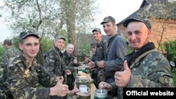 Військові підрозділи з Львівщини у Сумській області