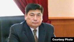 Бывший председатель Высшего судебного совета Рашид Тусупбеков.