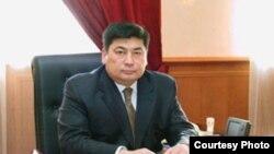 Рашид Тусупбеков, в бытность министром юстиции.