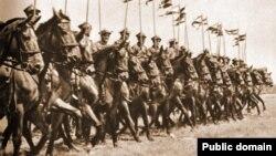 Польскія ўланы, 1919