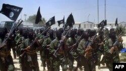 """""""ал-Каиданын"""" мүчөлөрү, Сомали"""